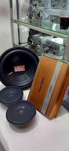 Paket ADX & power ADS & sepiker ADX