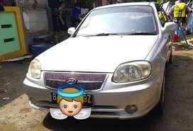 Dijual Hyundai Avega 2008 Matic Istimewa Murah