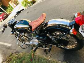Bullet 350 Fully restored with fc