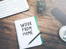 Part time job from home