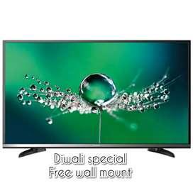 "Festival offer / 32"" Smart led tv at Onsite 2yrs warranty"