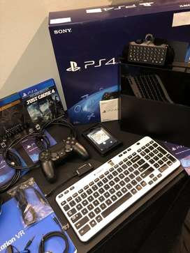 Brand new Ps4 pro 1Tb with Vr bundles for sale
