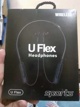 U flex headphones
