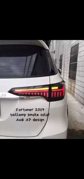 New fortuner taillight taillamp tail light tail lamp