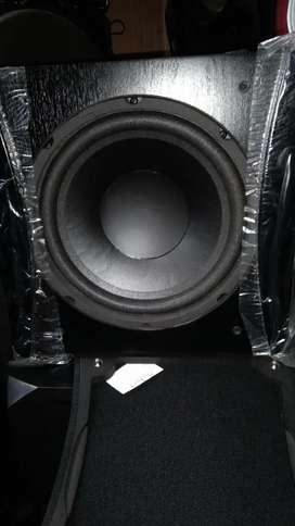 Bose speaker 5pices +velodyne subwoofer usa