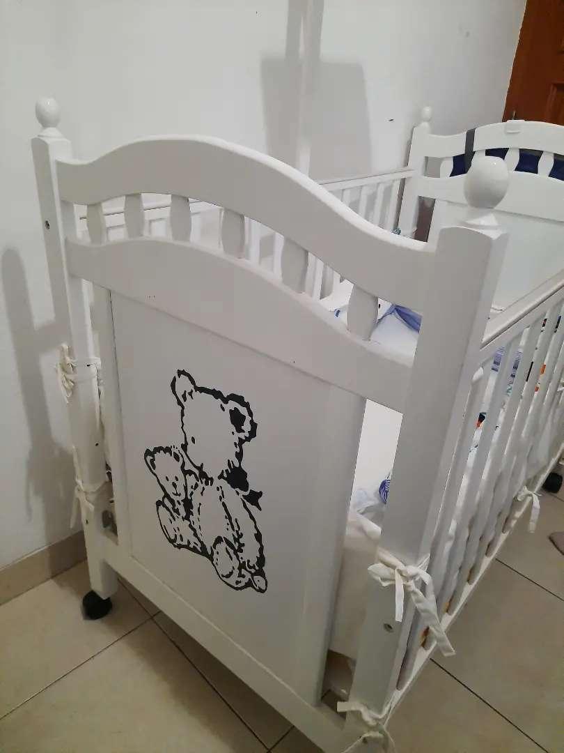 Set baby box/crib little equi + matras latex baby bee (Baca deskripsi) 0