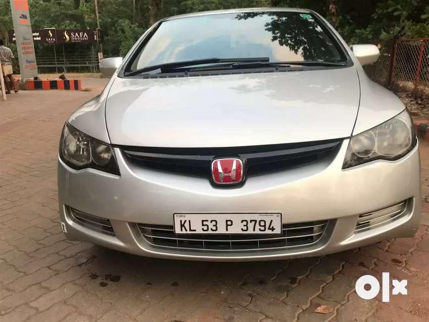 Honda civic 2006 model 0