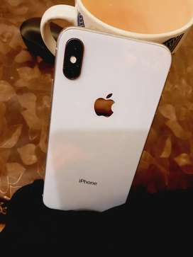 Iphone X non approved 256 gb white