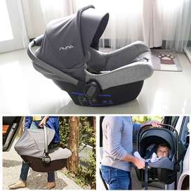 Car Seat Nuna Pipa Lite with Base - Pre Loved