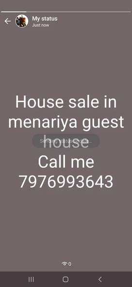 House sale in udaipur raj new condition
