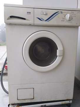 Fully Automatic washing machine.
