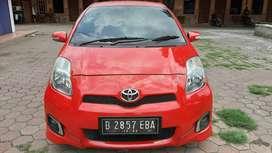 Dijual Toyota Yaris E 2012 Matic