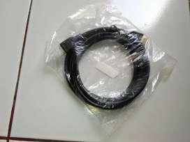 Kabel HDMI laptop proyektor infocus bahan tebal