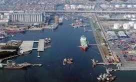 Tanah luas 13ha Gudang 8ha Dekat Pelabuhan Gresik Paling Murah