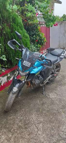 Fz-25 customized