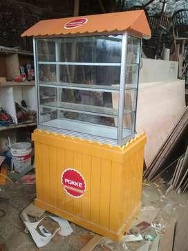 Booth / gerobak
