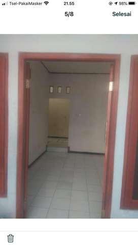 Dikontrakan Rumah 2 kamar tidur lokasi Cipinang Muara Jakarta Timur