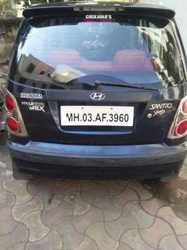 Hyundai Santro Xing 2007 Petrol 35000 Km Driven