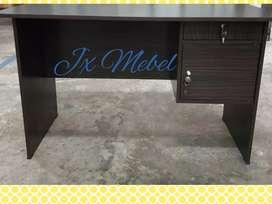 JX MEBEL# Meja Tulis Kantor Kasir 1/2 Biro ada M Makan Belajar M Rias