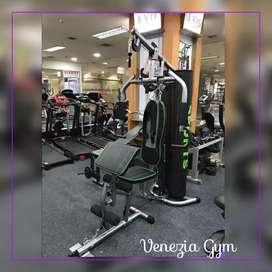 Home Gym 1 Sisi // Chaoww LN 17G22