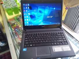 Laptop Acer Aspire 4749 intel B940. Ram 2gb. Hardisk 320gb