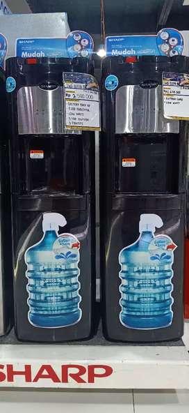 SHARP WATER PURIFIERS || CICILAN FREE 1X || KREDIT CUMA BAYAR 199K