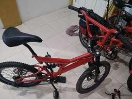 BMX dengan sock udh 7 speed