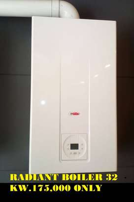 central heating boilers made in italy