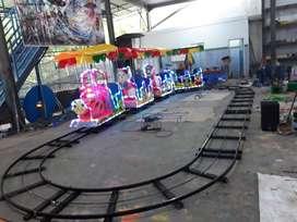 kereta rel bawah lantai odong thomas mainan anak KOMPLIT 11