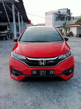 Honda jazz rs matic tahun 2019 km low mobil seken rasa baru