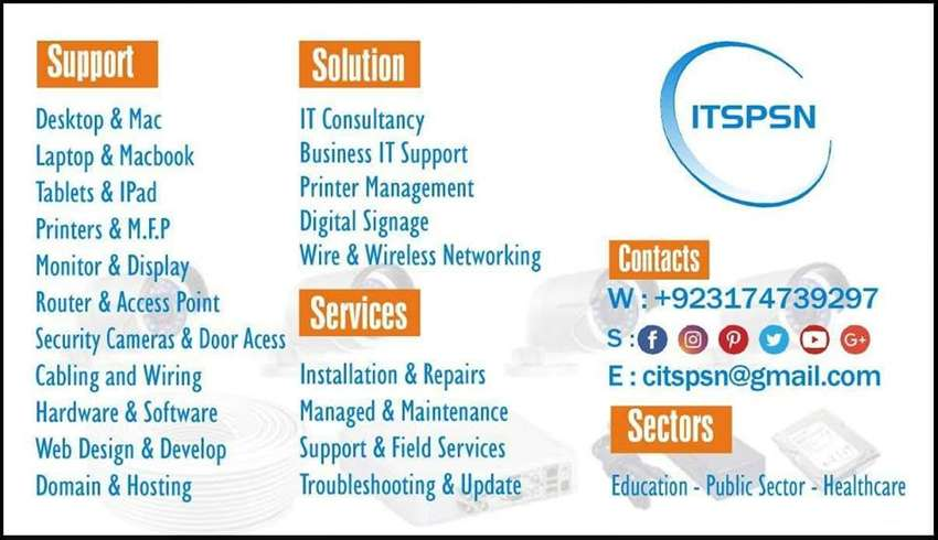 Get the latest services and more. 0
