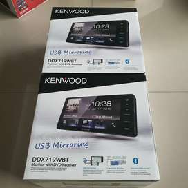 Kenwood Ddx 719wbt For Innova Fortuner Xpander | Boy Audiophile