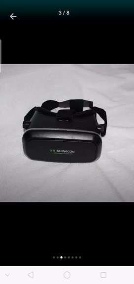 VR shinecon high definition 360 vr with joystick.