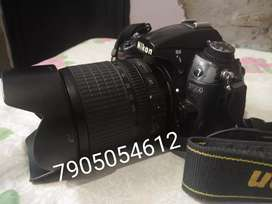 Nikon D7000 new condition and good working camera