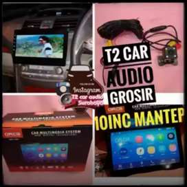 Promo 2din ORCA ANDROID ASLI 10INC mantep canggih mumer+camera hd
