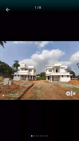 3bhk 2same model villas near kakkanadu infopark pukkattupady busroot