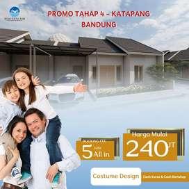 Rumah Minimalis Bisa Costume Design di Bandung
