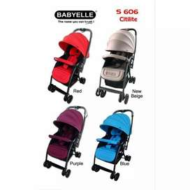 Stroller Bayi Babyelle Citilite 2