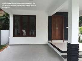 Own an Exclusive World class Villas @ Ottapalam - call 96009O5817