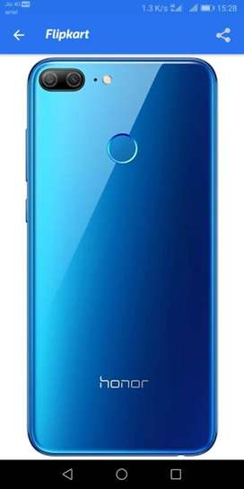 New honor 9 lite for urgent sell only 4 month