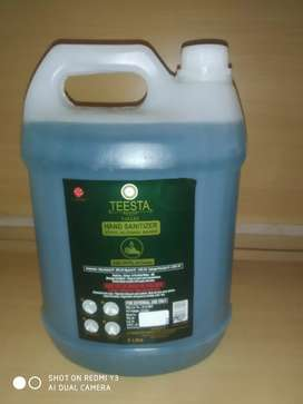 Teesta Sanitizer