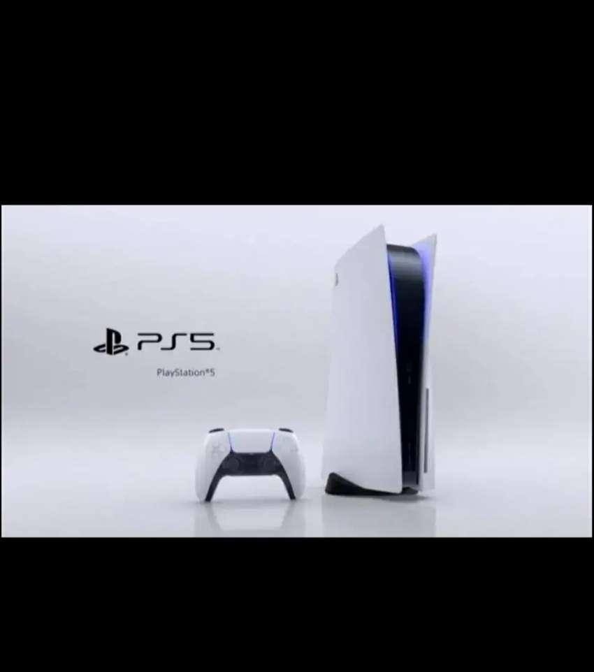 ps5 disc edition console 0