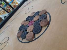 Normal wood Tournament size board 8mm