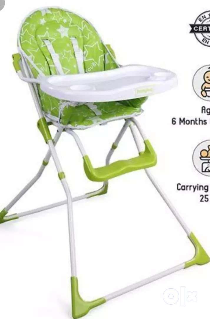 Baby hug high chair 0