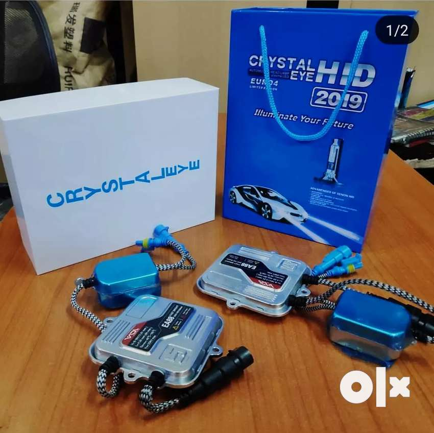 Hid kit for All Cars available (Crystal Eye ) 0