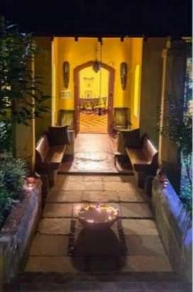 Portuguese House for Sale Assagao, North Goa