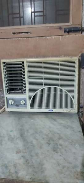 Air conditioner for sale in 12000 ( negotiable price)