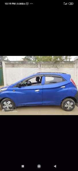 Gari Bhara deuya hobe,Hyundai Eon ,Dharmanagar ,Tripura (N)