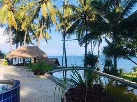Beachfront Villa di Karangasem Seraya