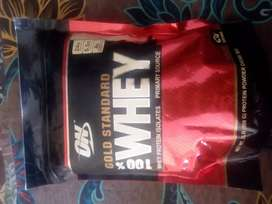 Whey protein 2.2lbs.